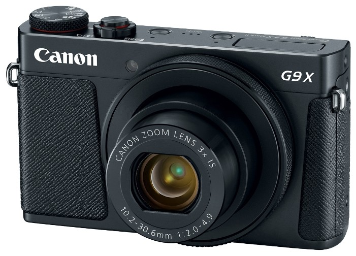 CANON POWER SHOT G9X MARK II Black