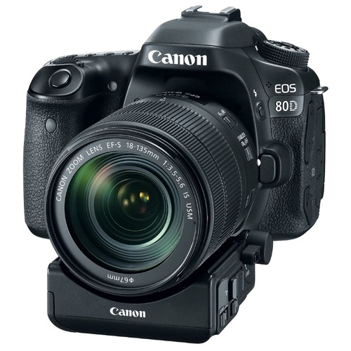 Canon EOS 80D kit EF-S 18-135 IS STM