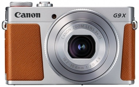 CANON POWER SHOT G9X MARK II Silver
