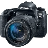 Canon EOS 77D Kit 18-135 IS