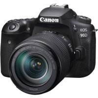 CANON EOS 90D KIT 18-135 IS