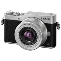 PANASONIC          LUMIX  DMC    GX 850  KIT   12-32menu   4 K SILVER